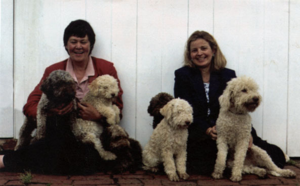 HISTORY OF THE LAGOTTO IN THE UK or THE CLUB 1997