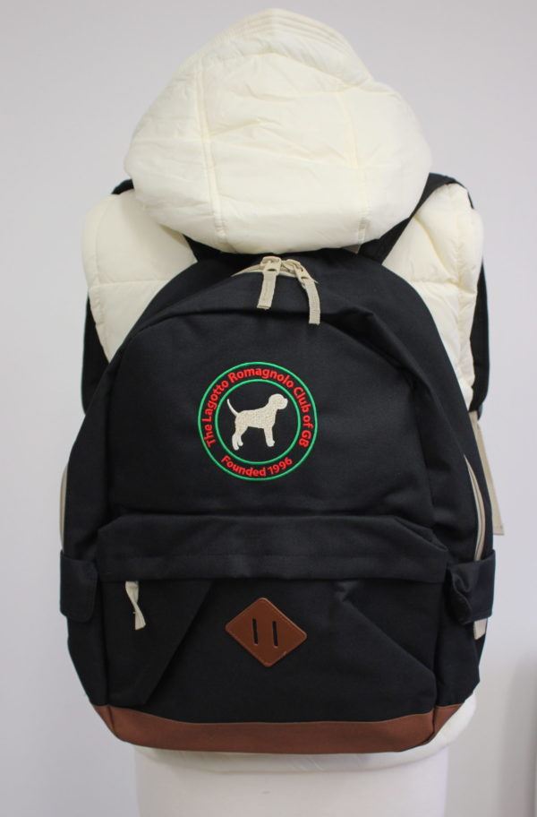 MERCHANDISE backpack black