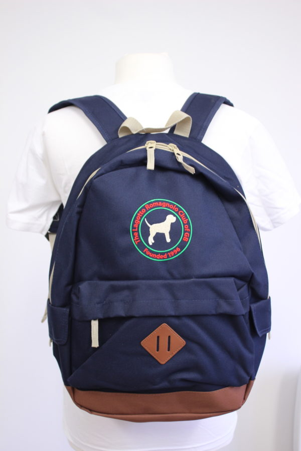 MERCHANDISE backpack blue