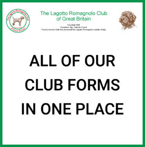 Club Forms in one place LINK